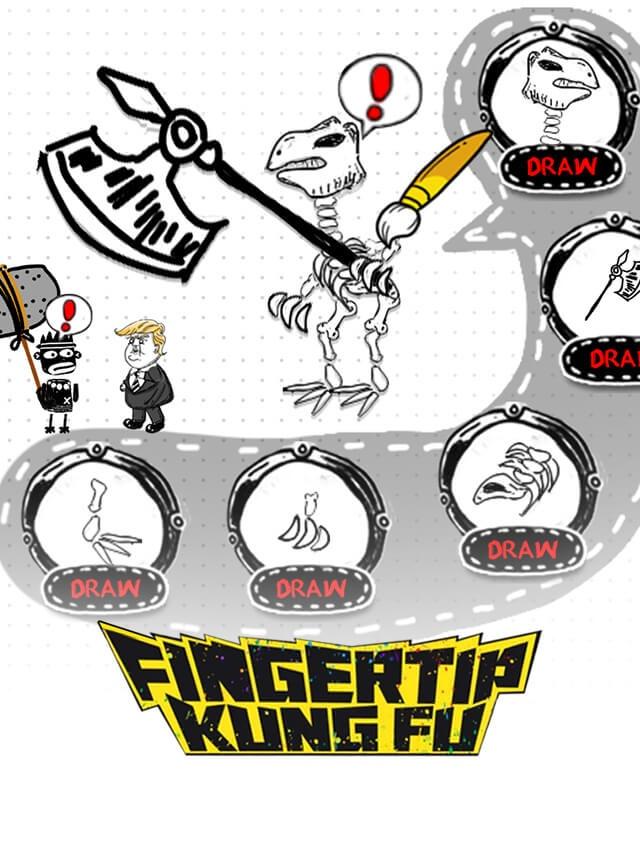 Fingertip Kung Fu