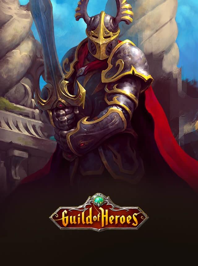 Guild of Heroes: Epic Dark Fantasy RPG game online