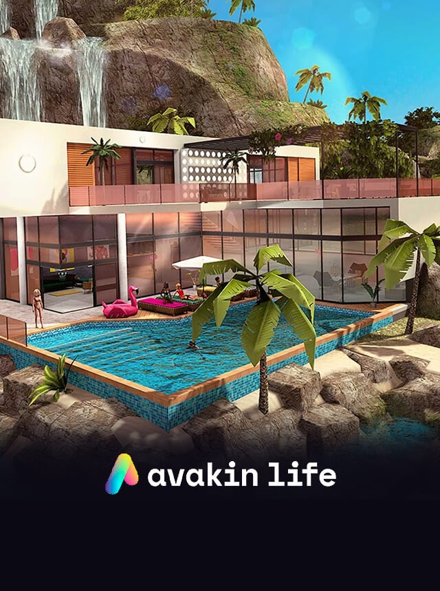 Avakin Life - 3D 虛擬世界