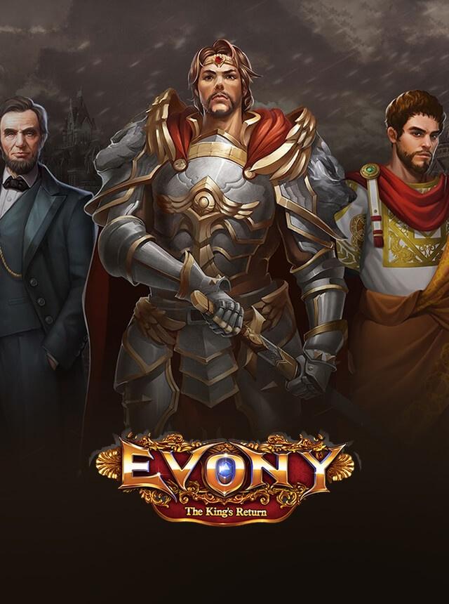 Evony: The King's Return